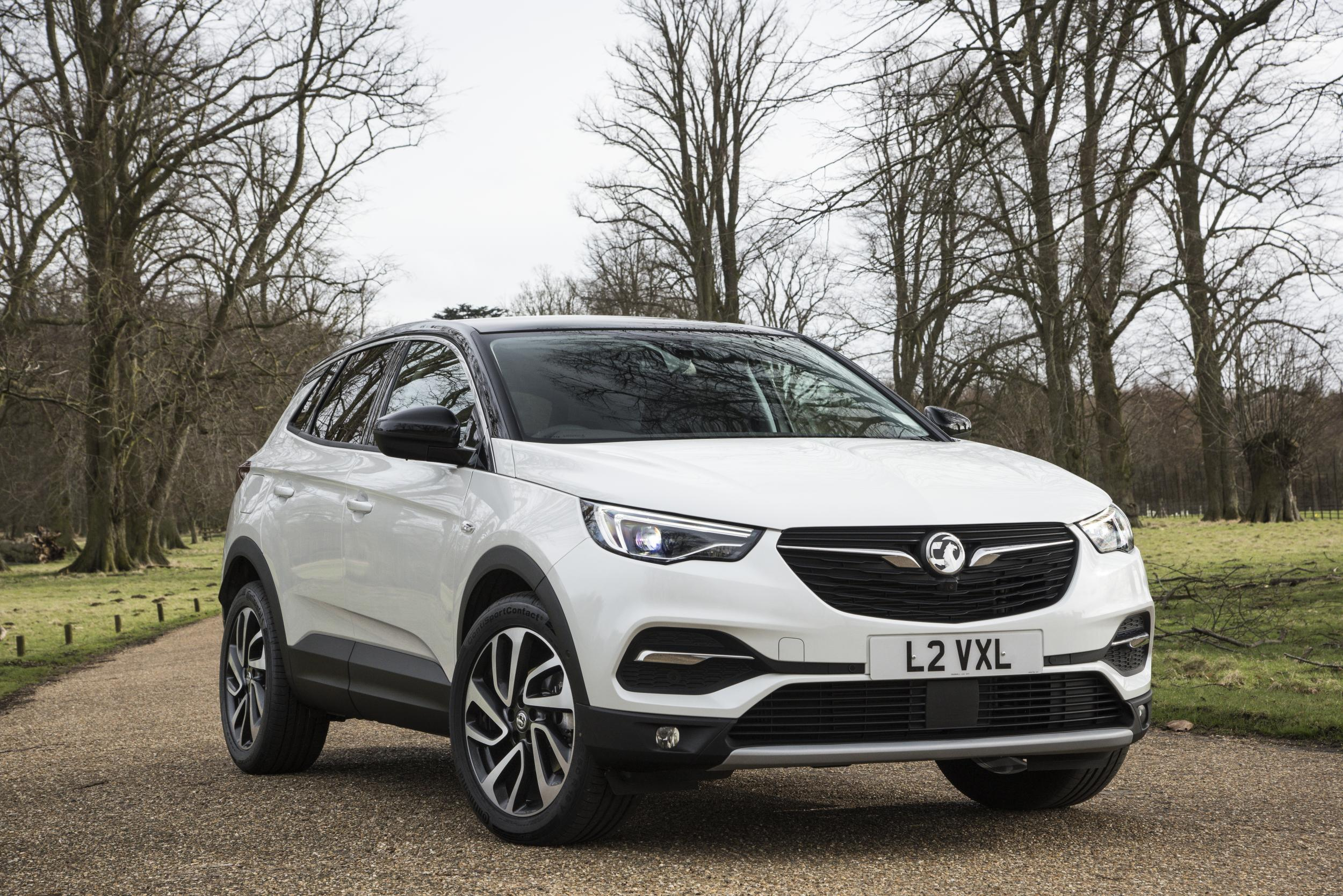 Vauxhall Grandland X Car Review A Remarkably Unremarkable Auto Lighting System Diagram 2017 2018 Best Cars Reviews The Independent