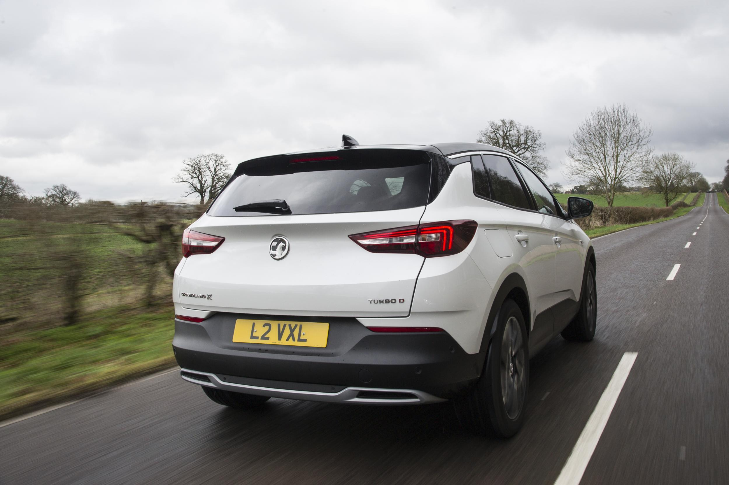 Vauxhall Grandland X, car review: A remarkably unremarkable
