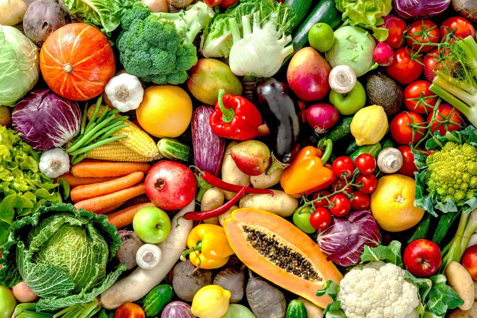 The raw fruits and vegetables that improve mental health according the raw fruits and vegetables that improve mental health according to study altavistaventures Choice Image