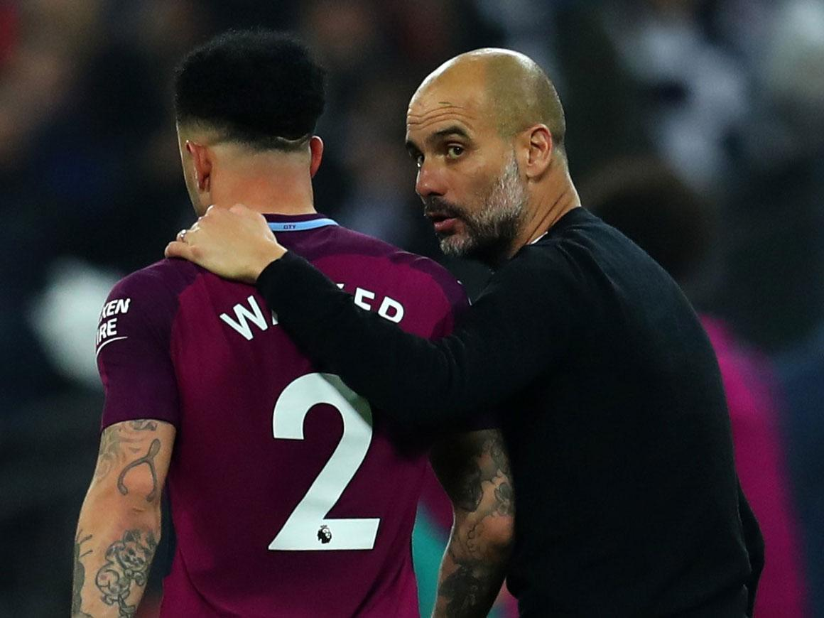 Pep Guardiola's warning to his Manchester City title winners