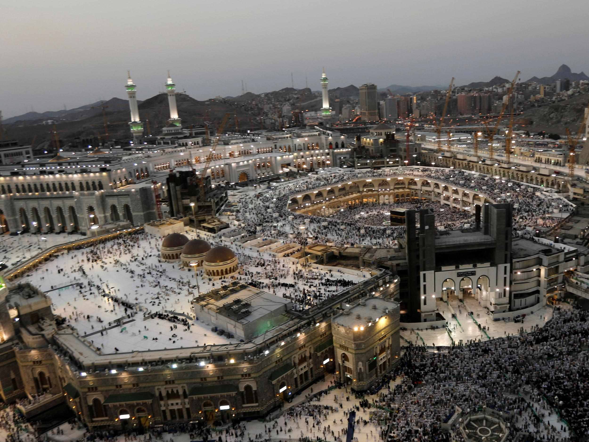 Mecca - latest news, breaking stories and comment - The Independent
