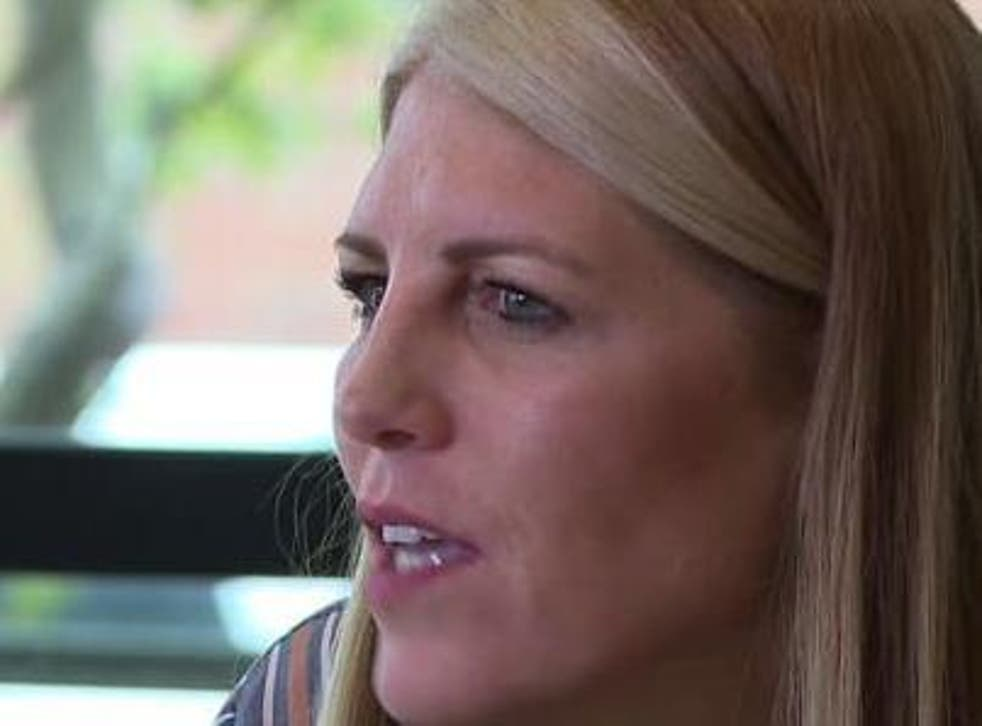 Crystal Tadlock also had her global entry status revoked