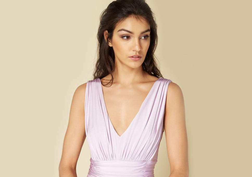 The £95 bridesmaid dress set to be the style of the season | The ...