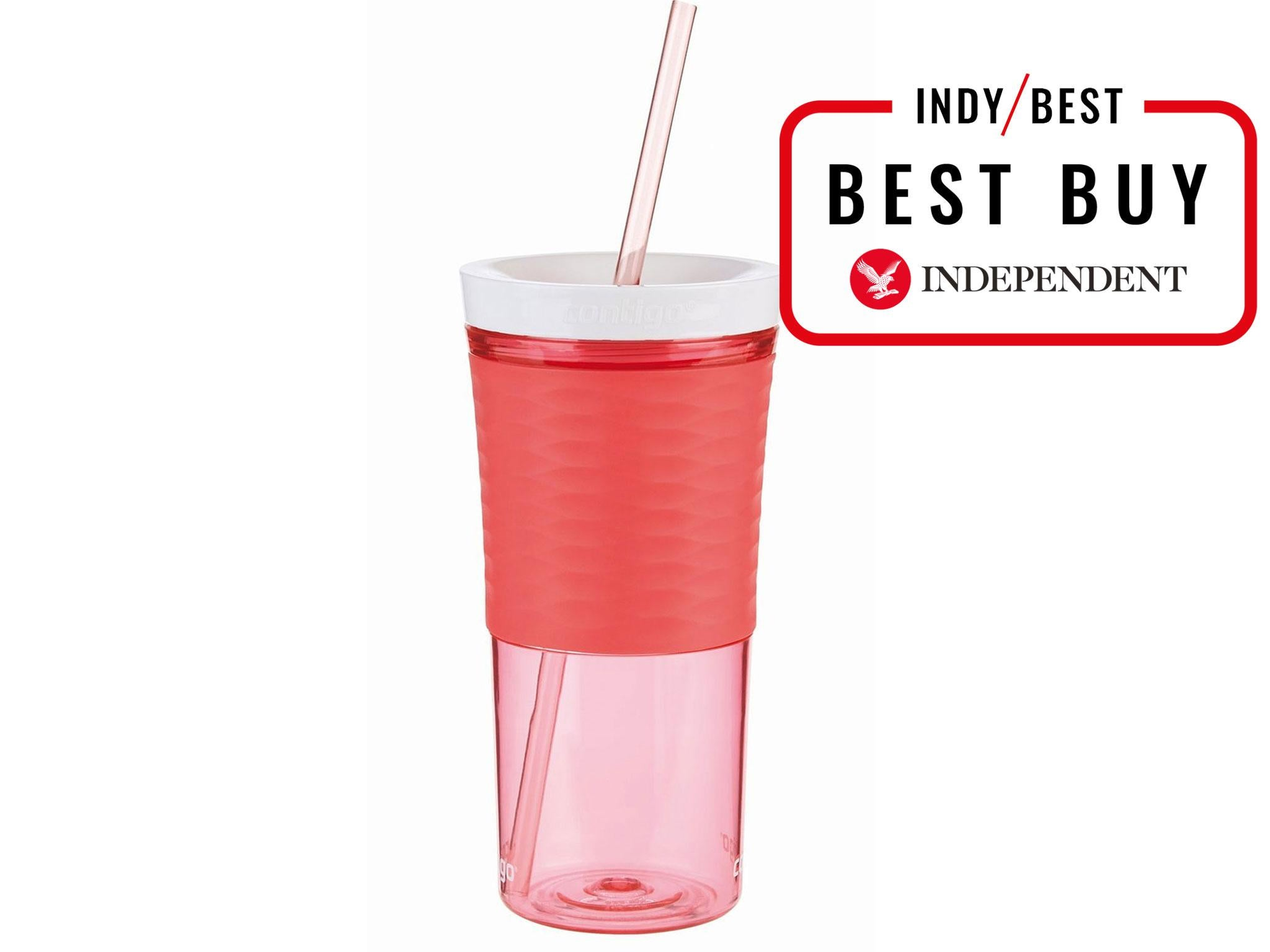 8b7a6386345 10 best reusable tumblers with straws | The Independent