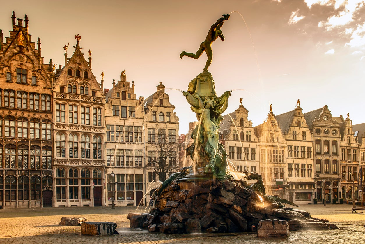 Antwerp guide: Where to eat, drink, shop and stay in Belgium's coolest city