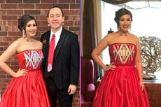 Teenagers Prom Dress Sparks Cultural Appropriation Debate The