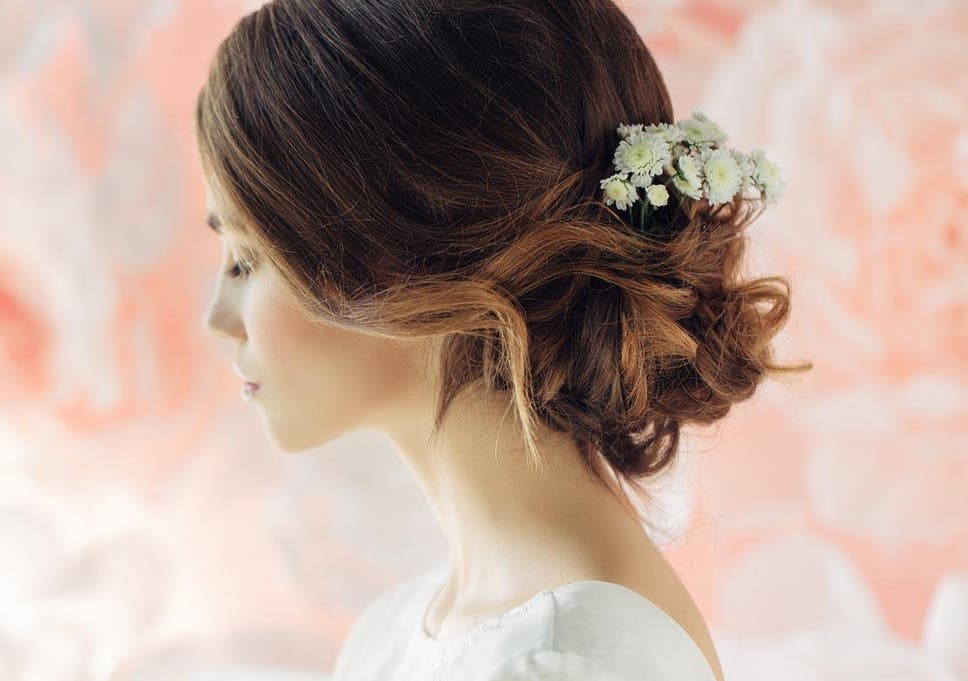 Four Hair Accessories To Wear On Your Wedding Day The Independent