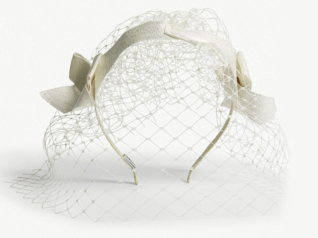 Four hair accessories to wear on your wedding day the independent headbands stephen jones izmirmasajfo