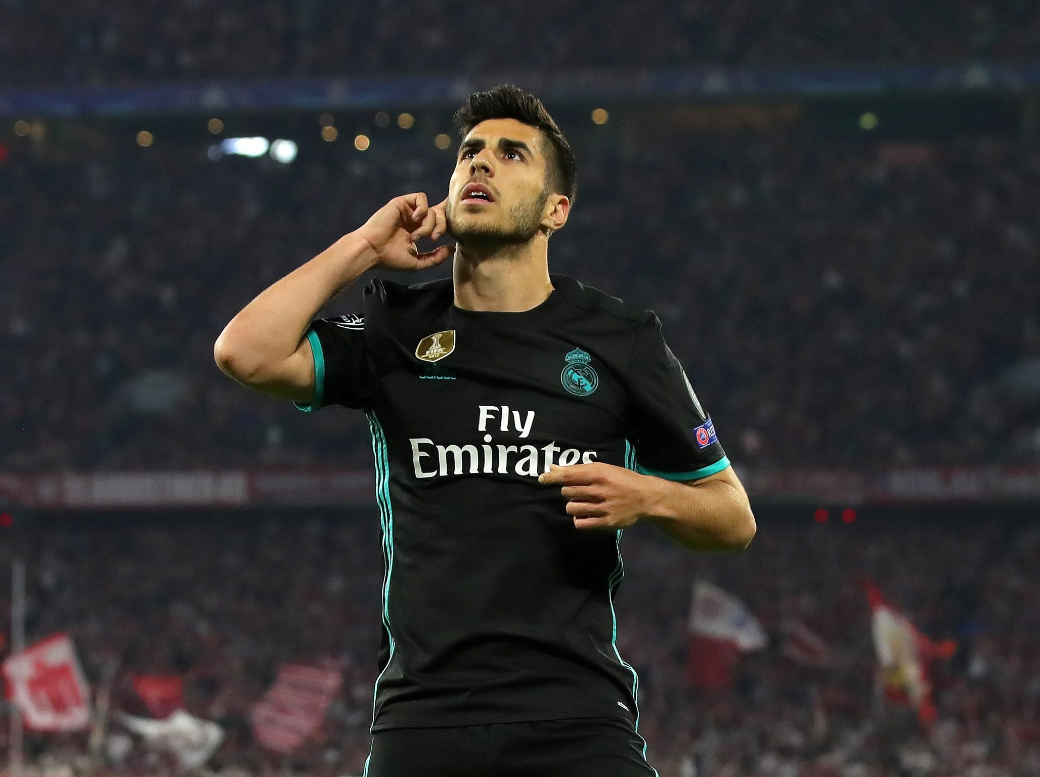 724d31a668e Marco Asensio the hero as Real Madrid exploit Bayern Munich mistakes to  take vital lead into second leg