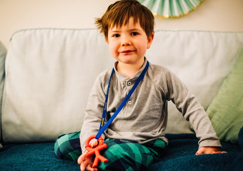 George Young Has Batten Disease A Fatal Genetic Disorder Of The Nervous System That Leaves