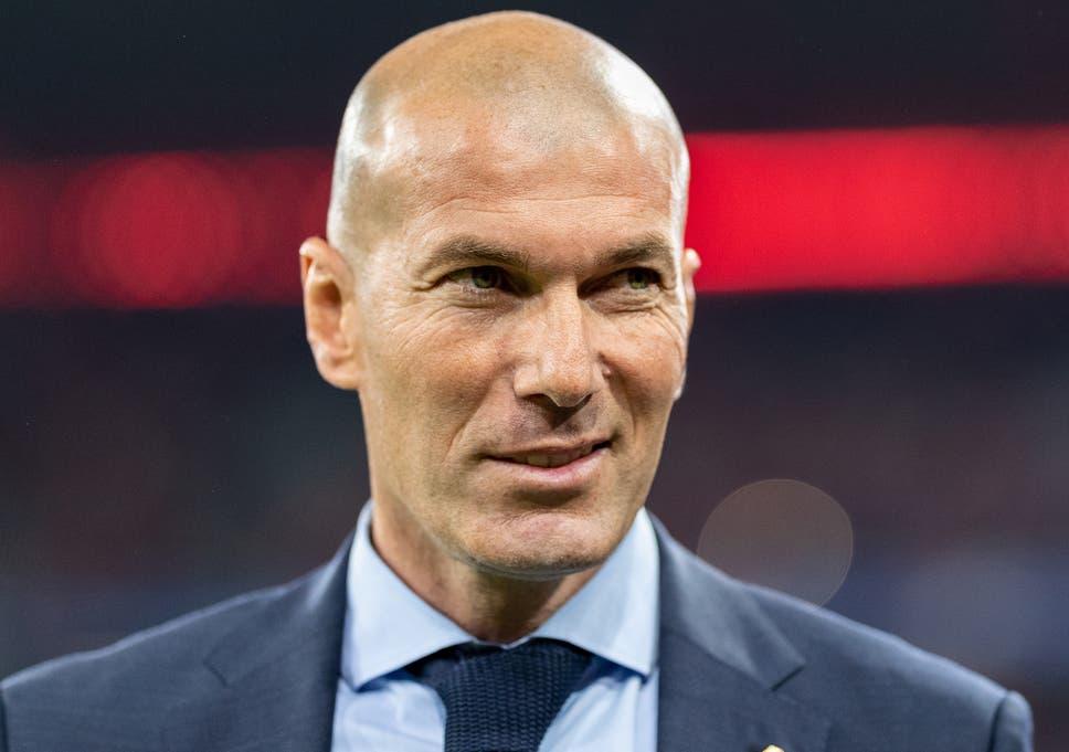 Zinedine Zidanes Beat Bayern Munich