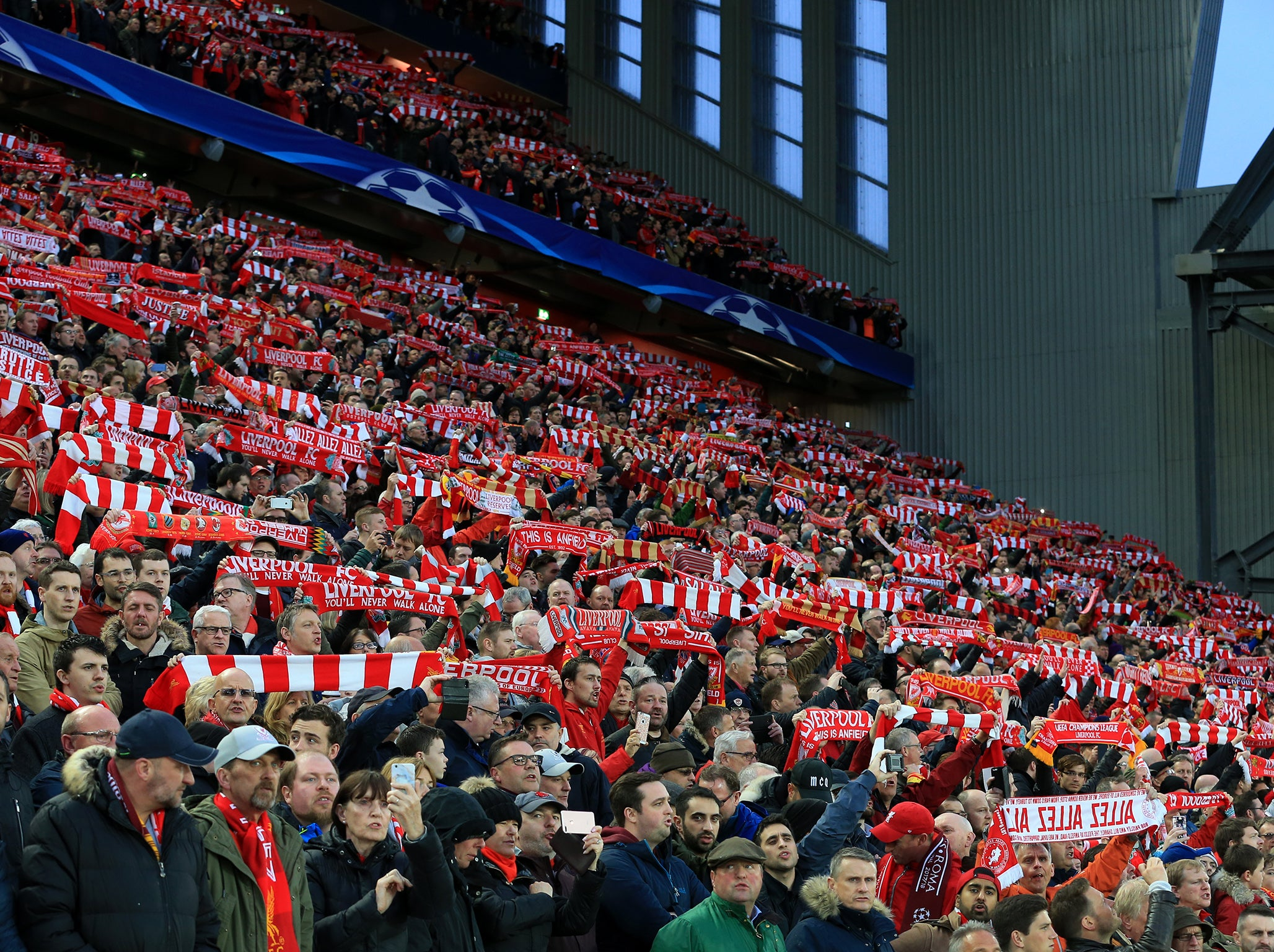 Instead of 'why always Liverpool?' we should be asking 'why always Rome?'