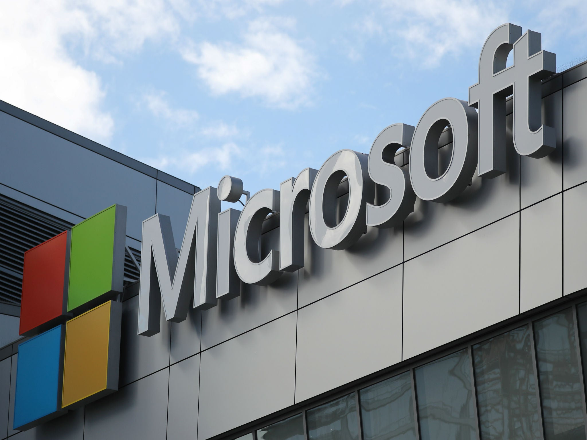 Microsoft posts better than expected financial results as revenue grows 16% in a year