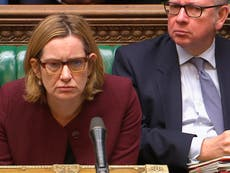After Windrush, Amber Rudd's leadership ambitions are over