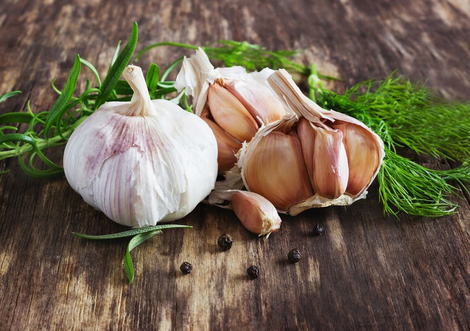 eating garlic can reduce risk of certain cancers study finds the