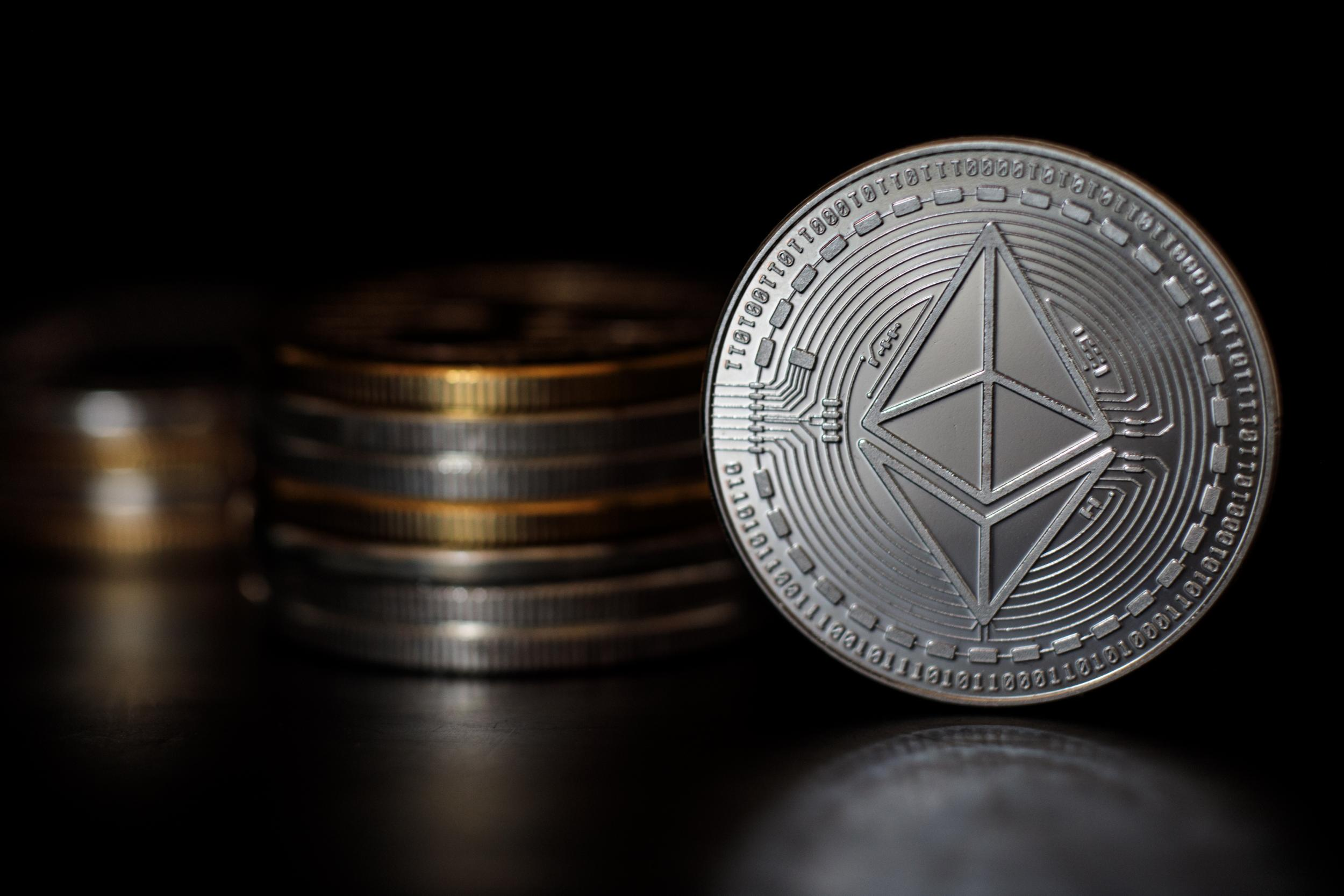 cryptocurrency ethereum price live