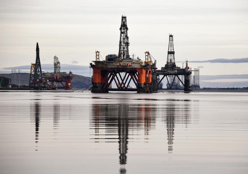 Radioactive waste from Shell oil rigs could damage