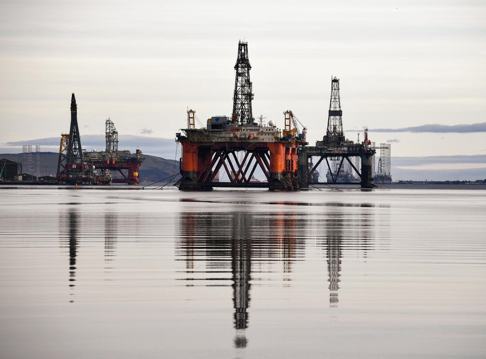 Radioactive Waste From Shell Oil Rigs Could Damage Environment Groups Warn The Independent The Independent