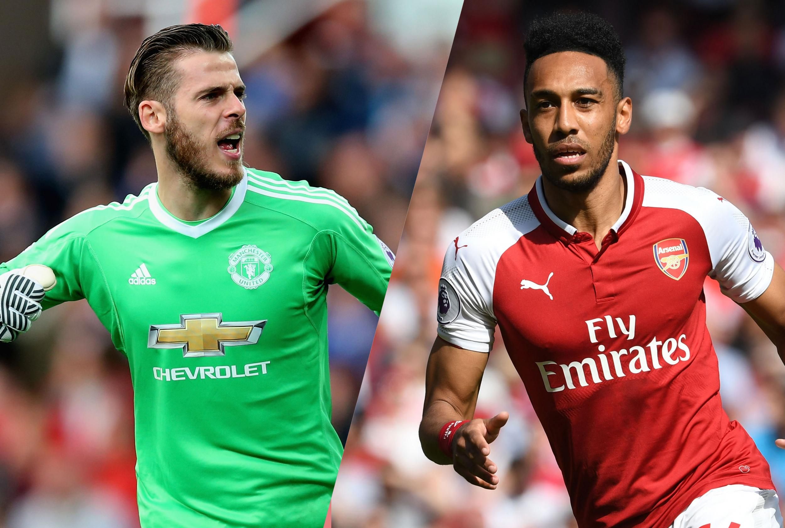 Manchester United vs Arsenal: Three key battles that could decide the clash at Old Trafford