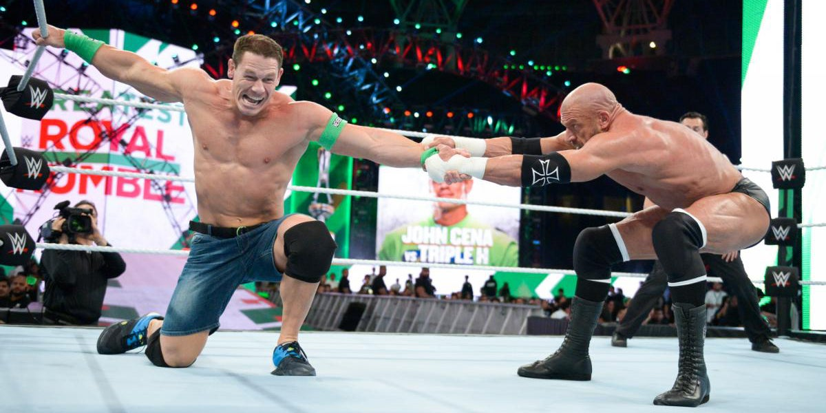 Wwe Held An Event In Saudi Arabia Which Sparked A Debate About Lgbt And Womens Rights Indy100