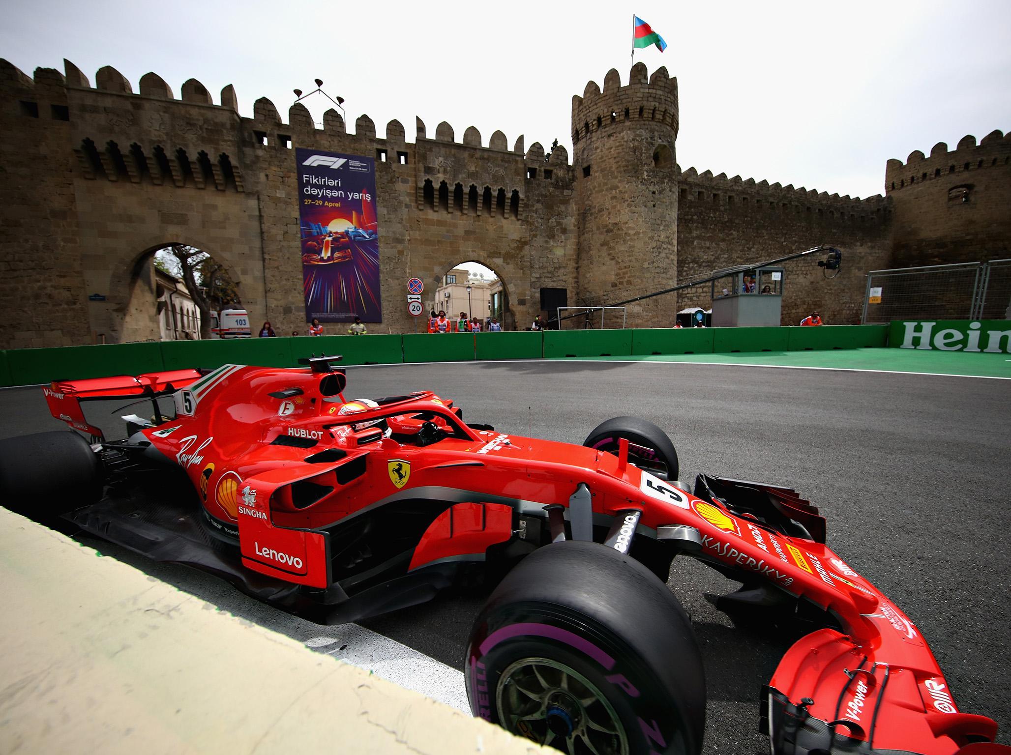 Sebastian Vettel ready for 'intense' race against Lewis ...