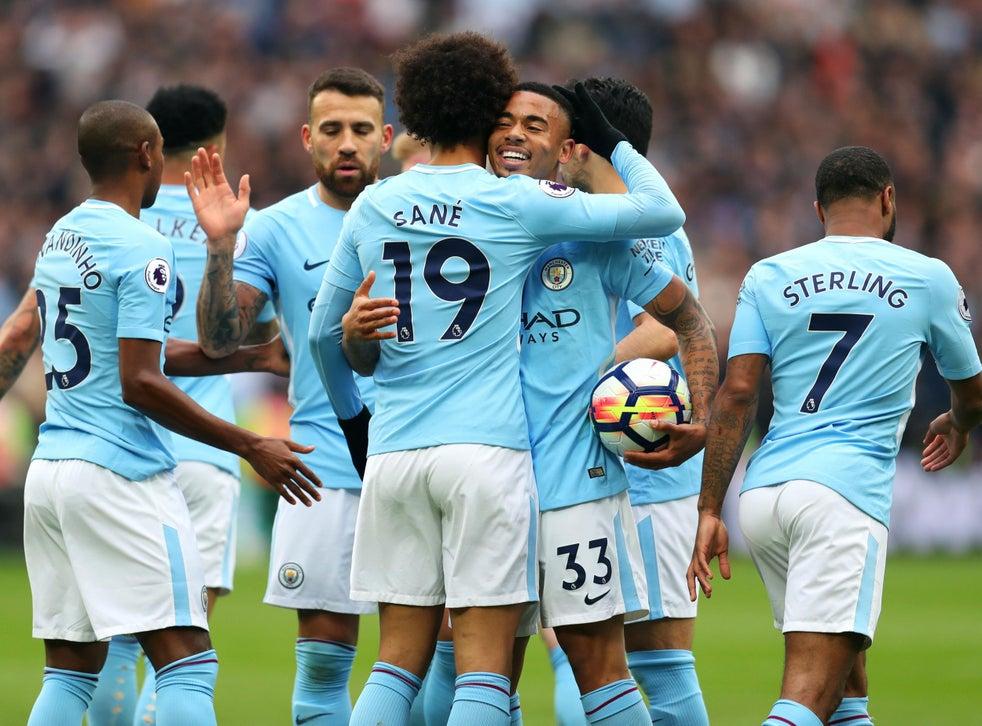 West Ham vs Manchester City - LIVE! Latest score, updates ...