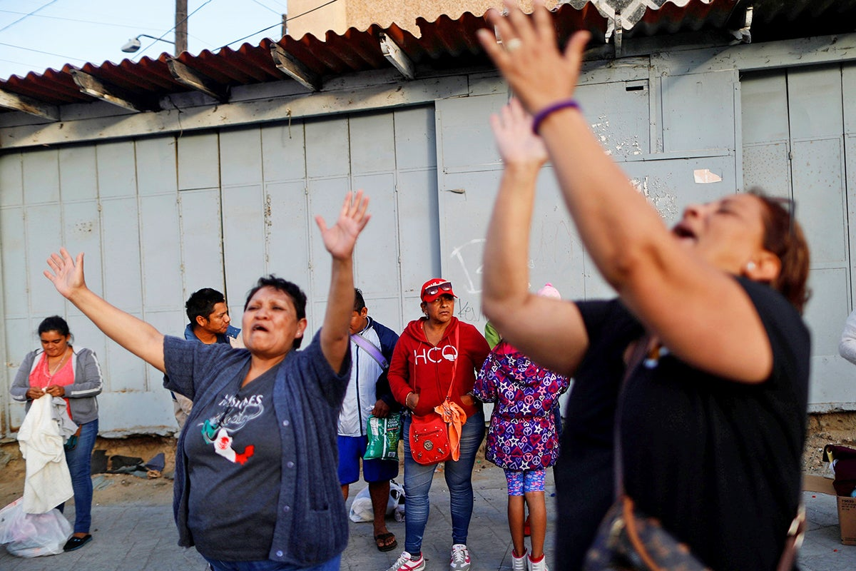 US and Mexico negotiating new asylum deal that could put immigrants at 'risk of kidnapping, sexual assault, and trafficking'