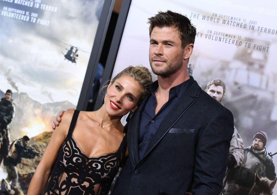 Elsa Pataky Chris Hemsworths Wife Reveals She Got Thor Inspired
