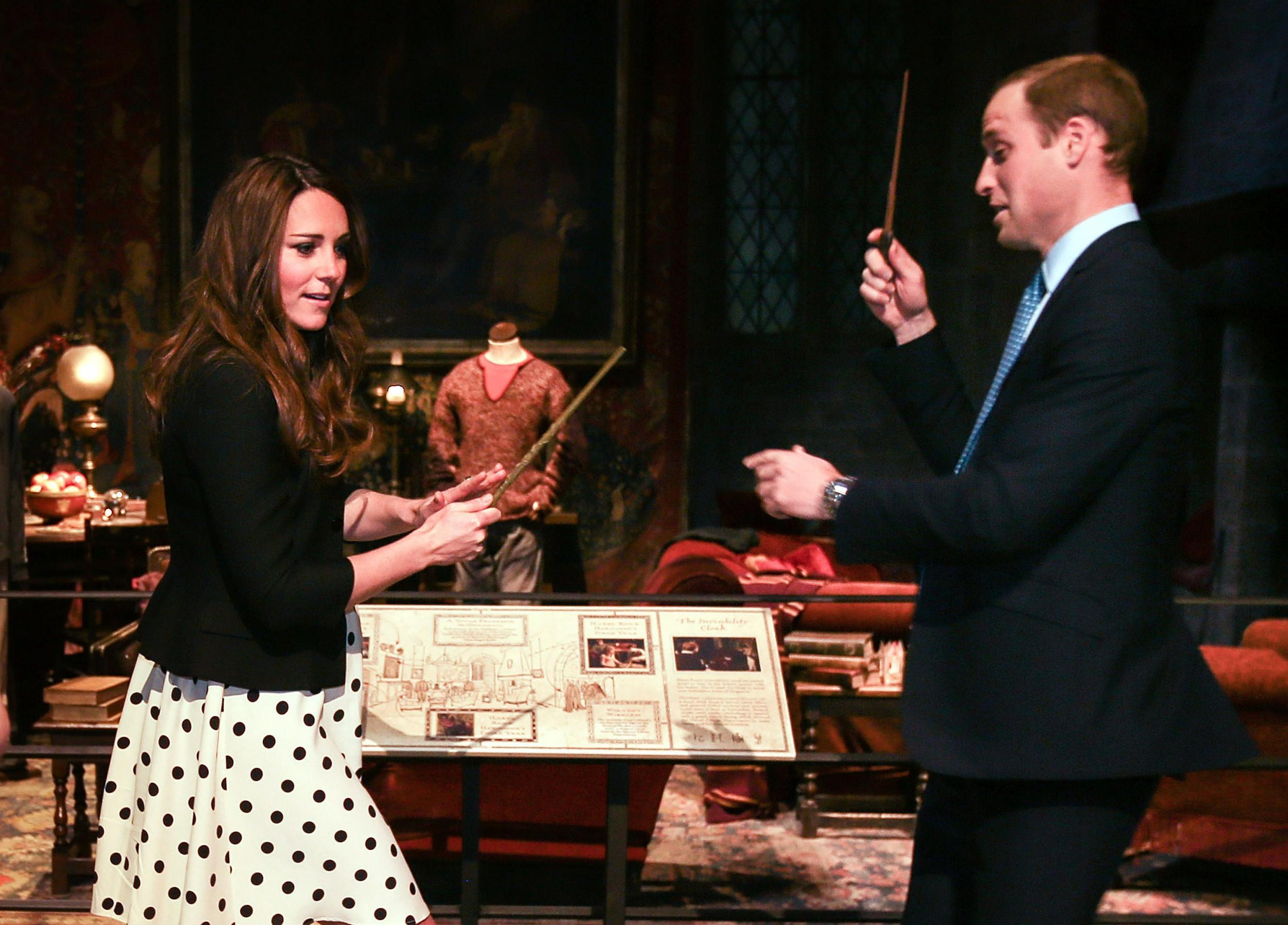 Royal baby name's unexpected Harry Potter link goes viral | The