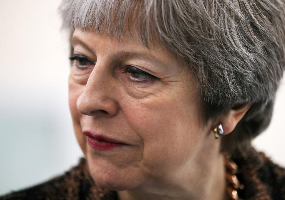 No Inequality Left Behind >> May S Pledge To Help The Left Behind Is Dead While She Is Prime