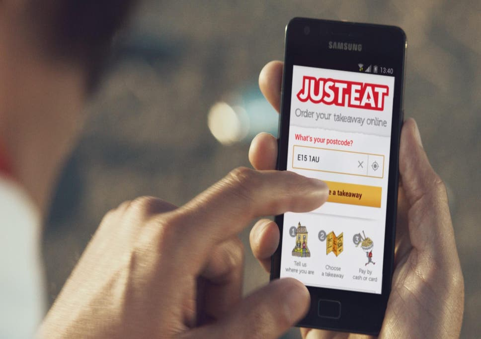 Just Eat Delivers Impressive Results As Uk Orders Hit 30
