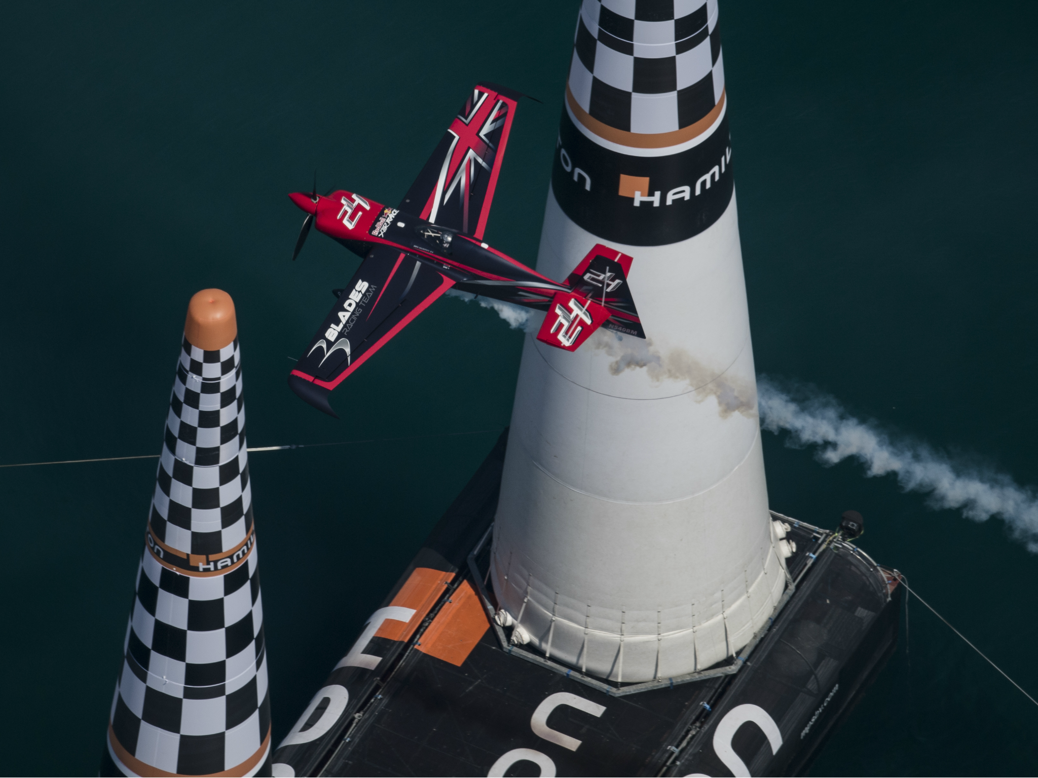 What is the Red Bull Air Race? It's time the UK started