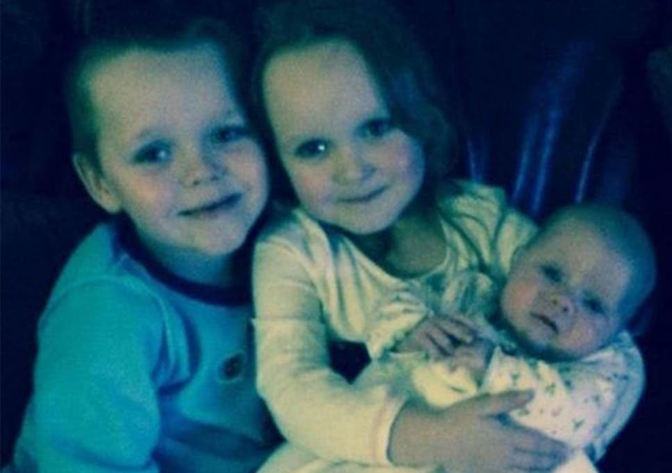 Four children killed in salford house fire petrol bomb attack after brandon left lacie centre and lia pearson all died as a expocarfo Image collections