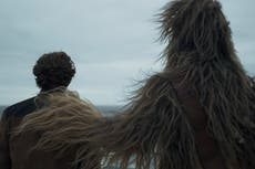 New Solo footage reveals how Chewbacca got his name
