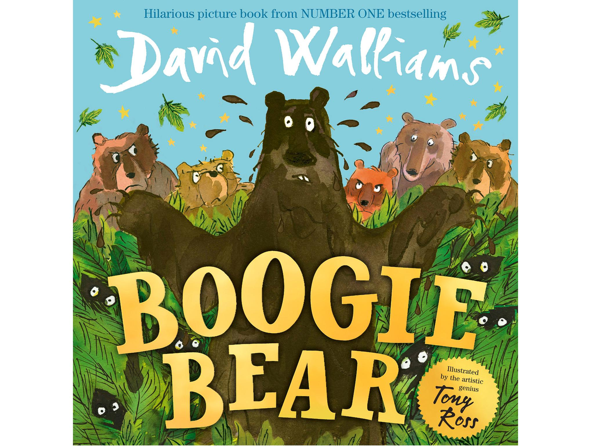 The Literary Juggernaut That Is David Walliams Continues With Boogie Bear Tale Of A Polar And Brown Who End Up Realising Their