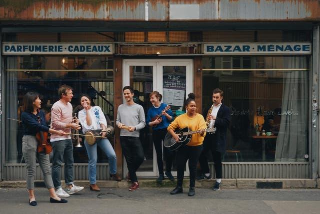 Swap Café de Flore for The Hood Paris