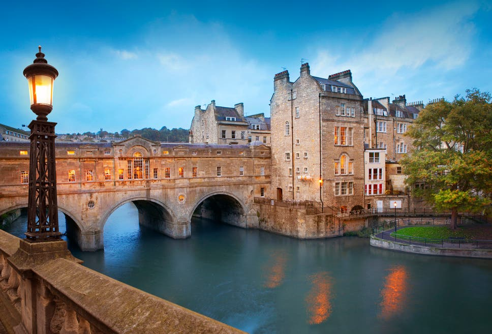 Bath city guide: Where to eat, drink shop and stay | The Independent