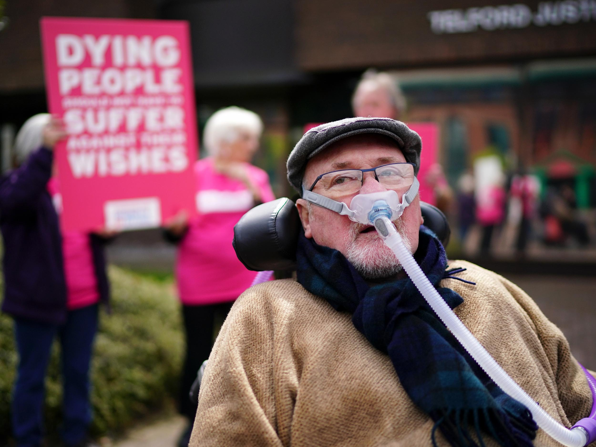 spectacle europa park noel 2018 Terminally ill man begins appeal against ban on assisted dying  spectacle europa park noel 2018