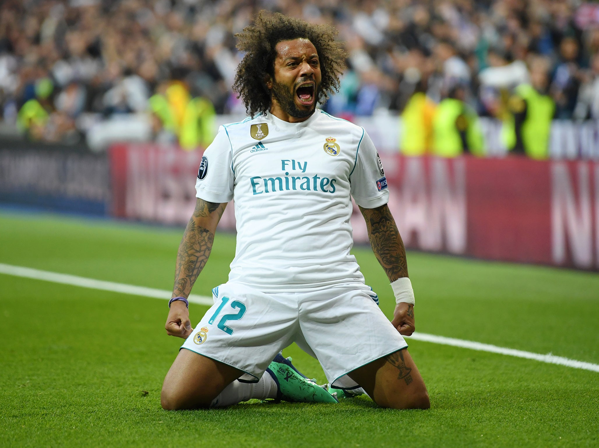 Real Madrid vs Bayern Munich LIVE: Goals and minute-by-minute coverage of the Champions League semi-final
