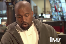 Kanye West attempts to clarify 'slavery was a choice' comments
