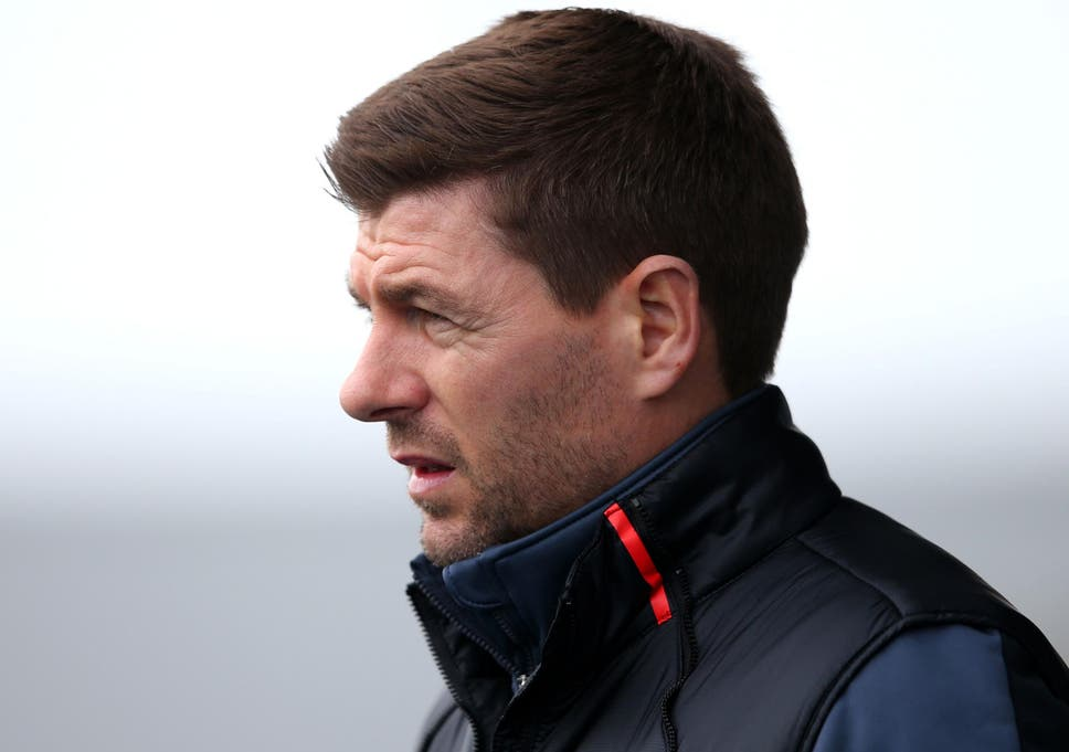 Rangers manager steven gerrard honoured to start new journey with gerrard takes over on a four year deal fandeluxe Image collections