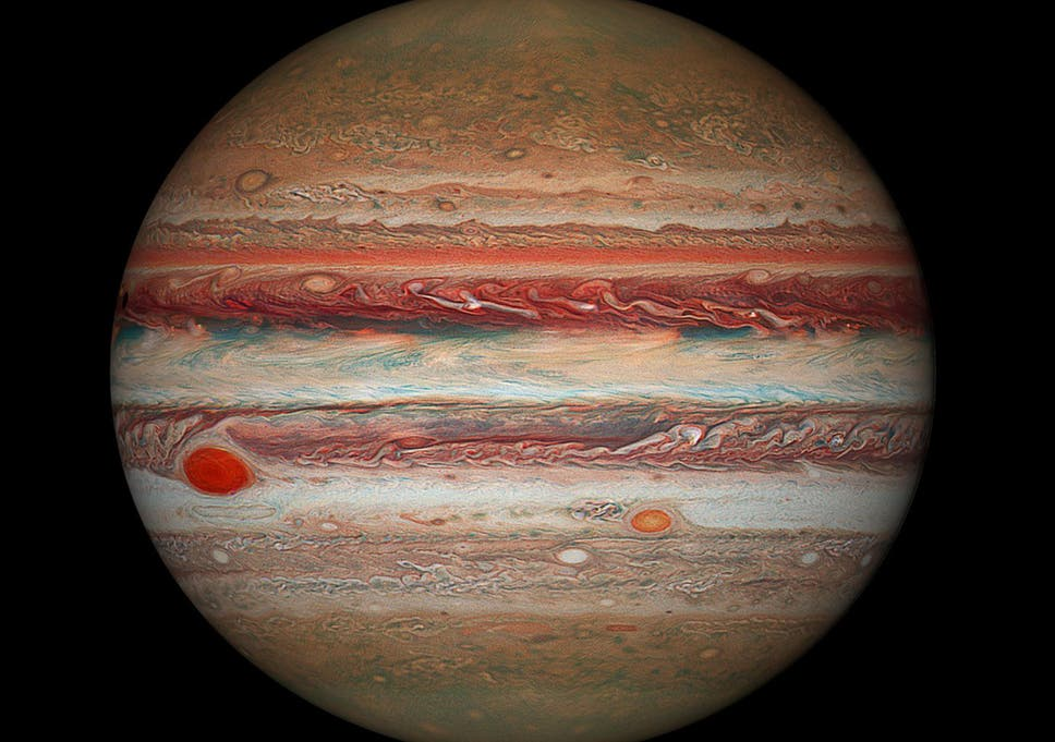 stargazing may time to spot the great red spot as jupiter comes out