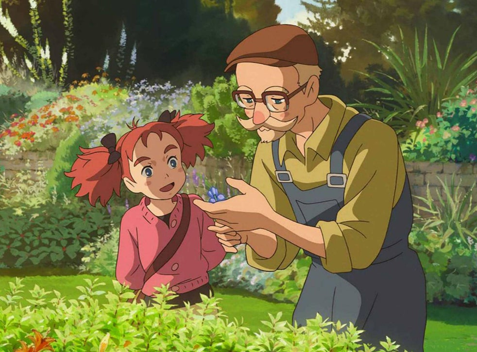 Mary and the Witchs Flower film review: Hayao Miyazakis