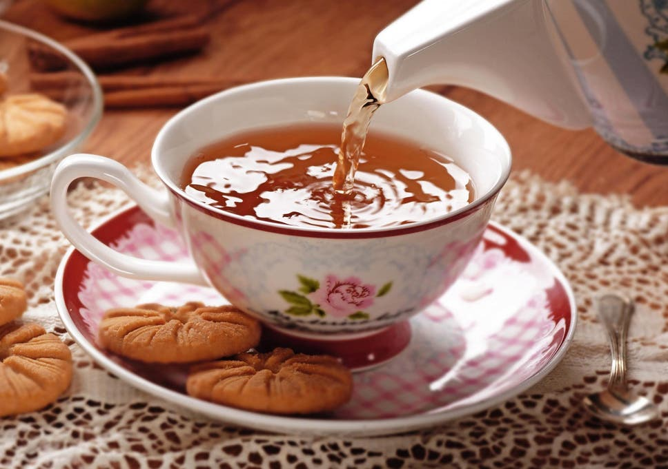 how to make the perfect cup of tea according to expert the