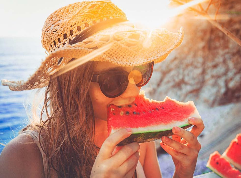 One in a melon: they boost blood circulation, act as an exfoliant and work as anti-inflammatory