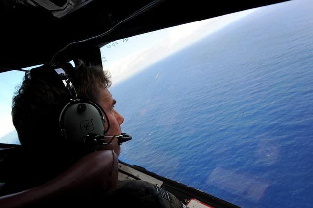 The disappearance of Flight MH370 sparked an international search operation