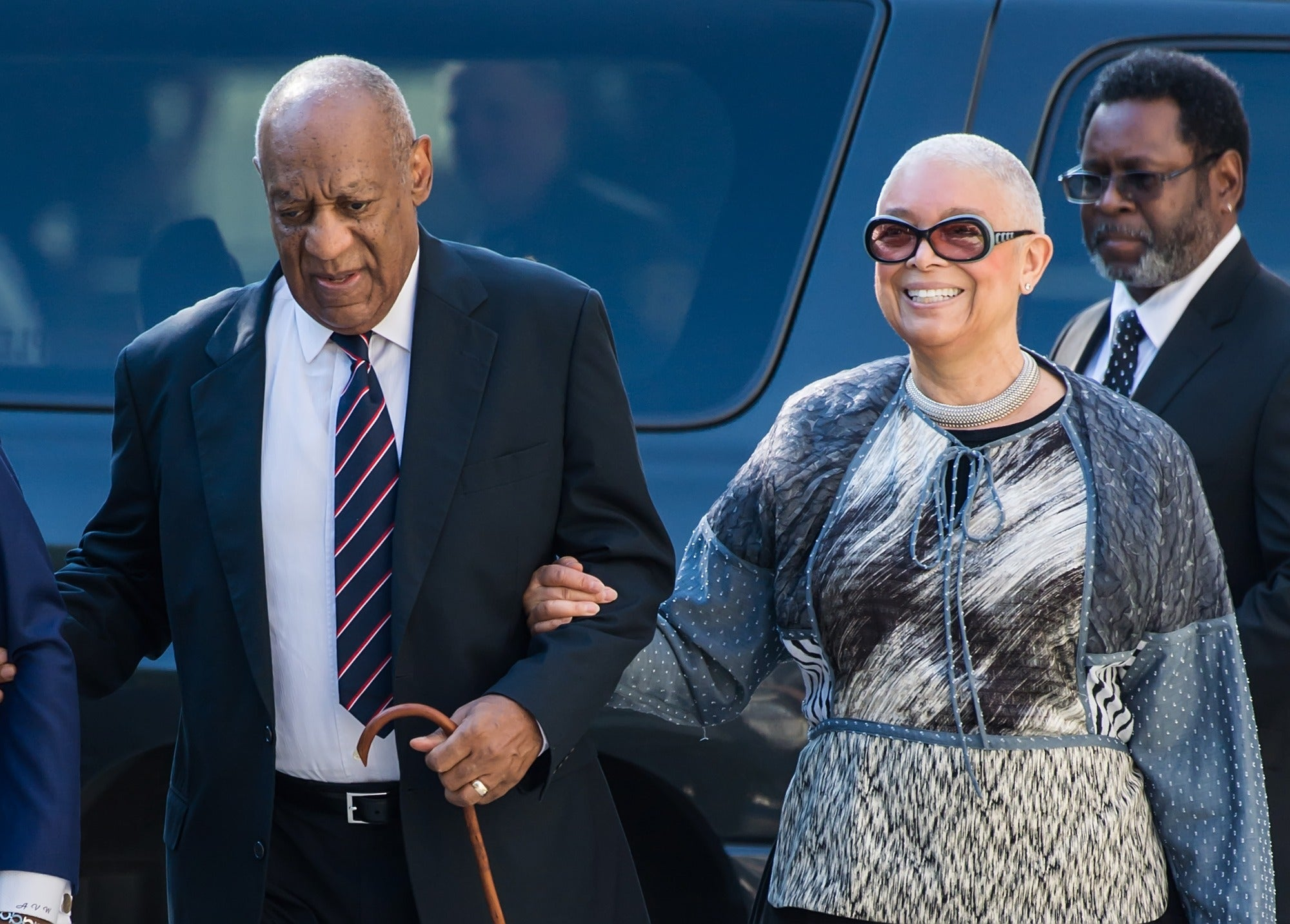 Bill Cosby is a victim of 'mob justice' and accuser lied under oath, says Cosby's wife