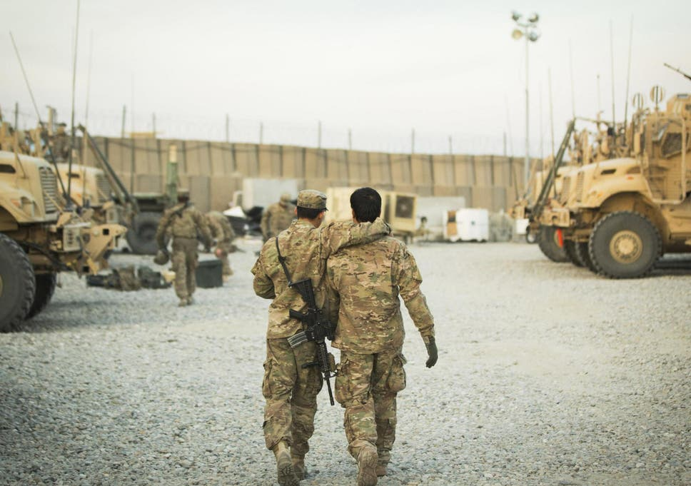 Afghan Interpreters Who Served With British Army Should Be Allowed