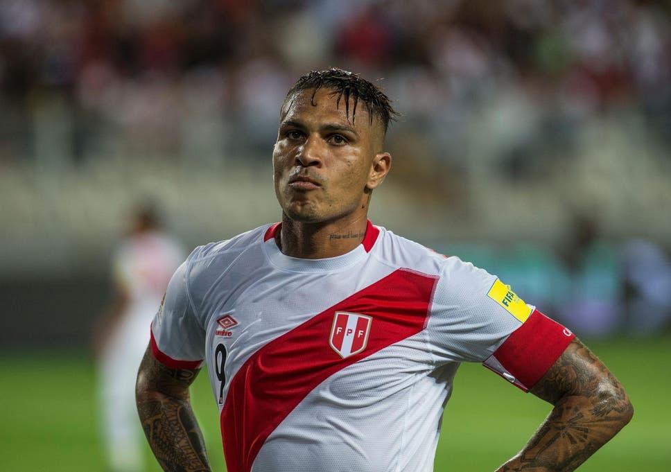 ebac116da World Cup 2018  Peru captain Paolo Guerrero testifies in court as he ...