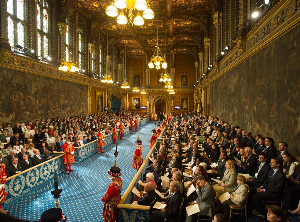Life Peerages Act At 60 The Reforms That Made The House Of Lords More Democratic The Independent The Independent